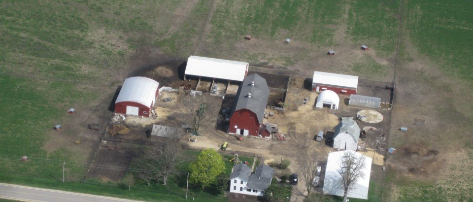 Berkshire Pork farm near chicago